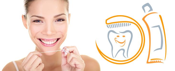 Normas para la higiene y cuidado de la boca - Tuces, clínica dental Tarragona